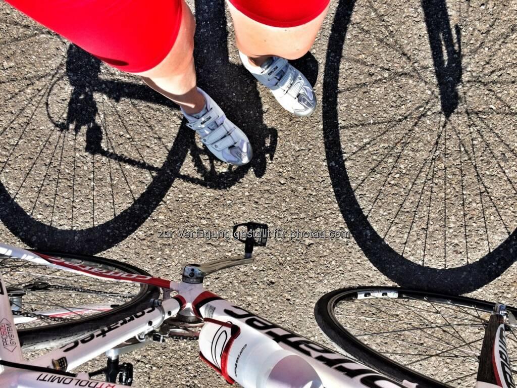 Beine und Bike (22.07.2016)