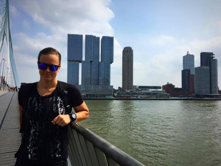 Tanja Stroschneider in Rotterdam
