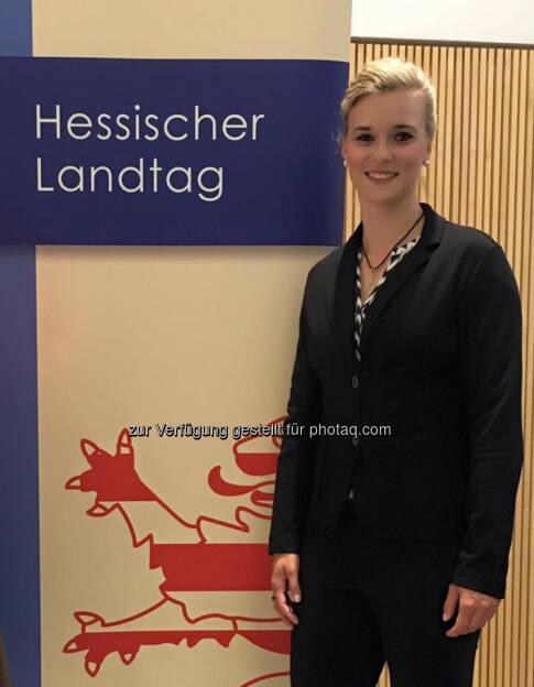 Christina Kiffe, Hessischer Landtag (25.07.2016)