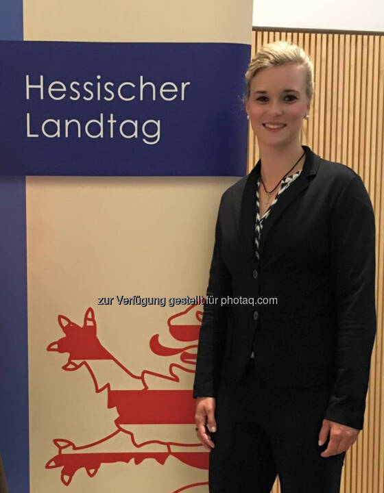 Christina Kiffe, Hessischer Landtag