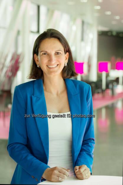 Karin Kschwendt (Ex-Tennisprofi) : Neue Personalchefin von T-Mobile : Fotocredit: T-Mobile/König, © Aussendung (26.07.2016)