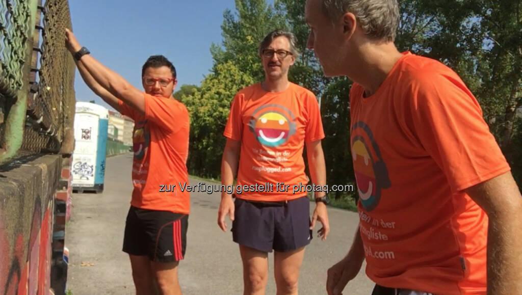 Michael Plos, Josef Chladek, Christian Drastil (26.07.2016)