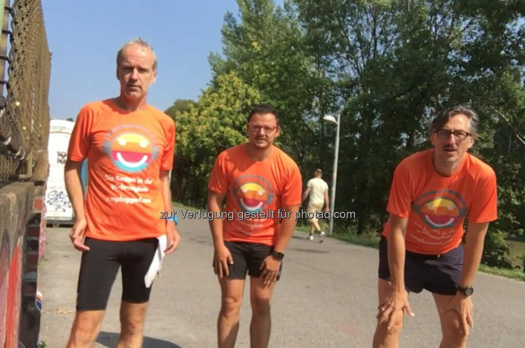 Christian Drastil, Michael Plos, Josef Chladek (26.07.2016)