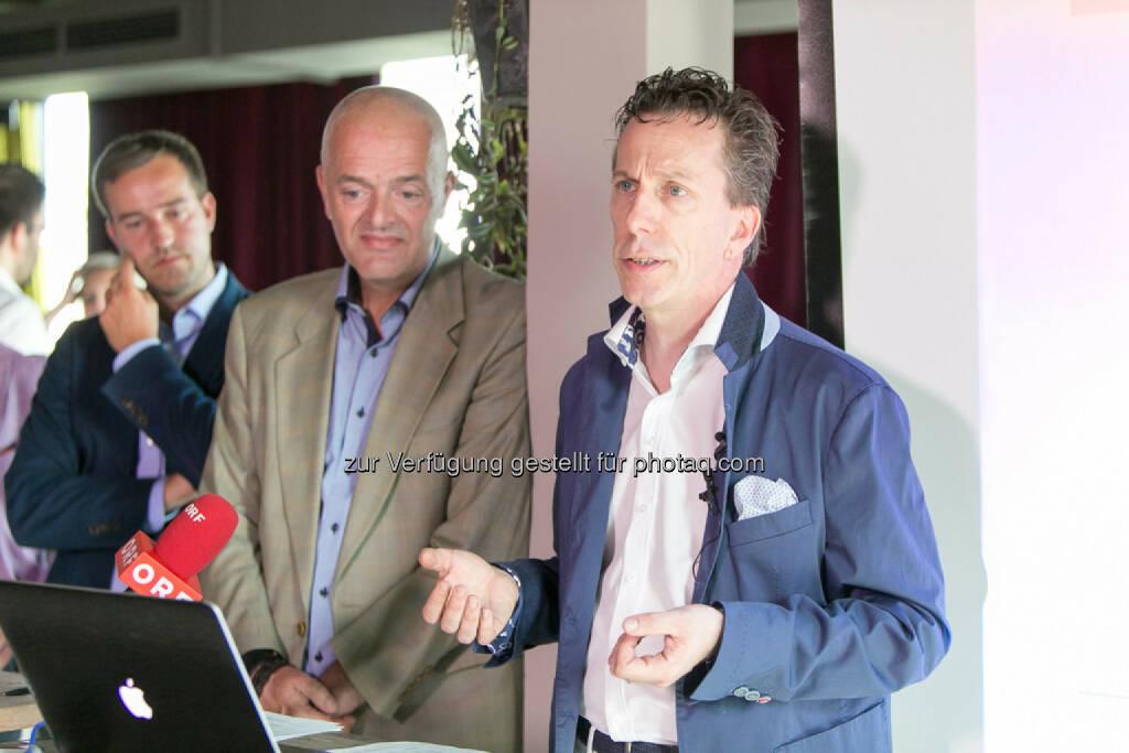Stefan Schnöll, Alex Vogel, Philip Rusch, © Martina Draper (27.07.2016)