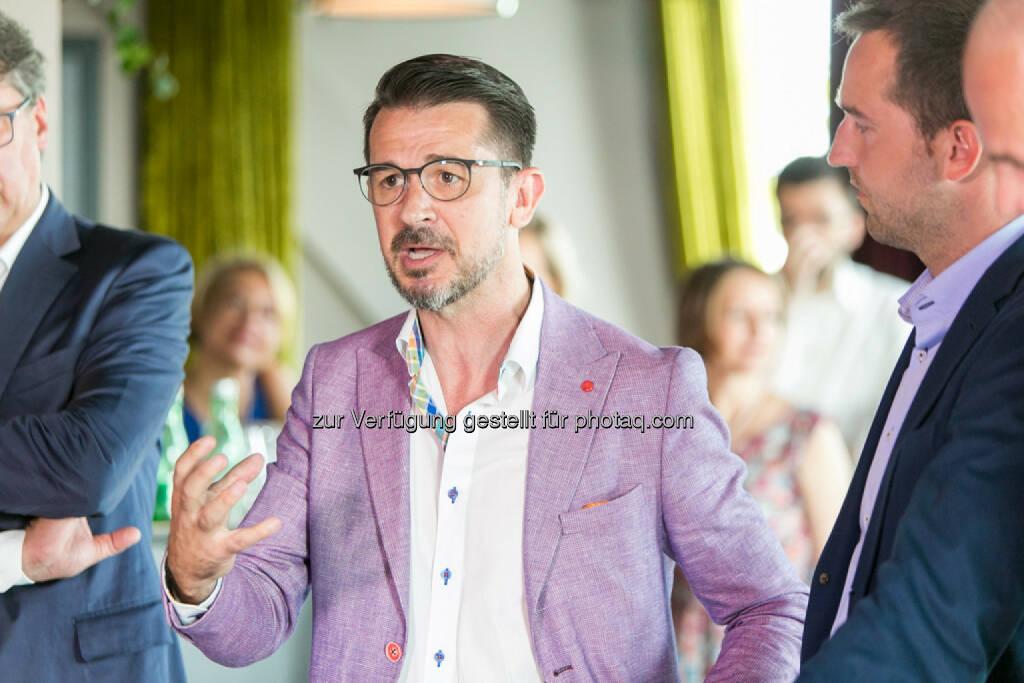 Roman Sindelar, Stefan Schnöll, © Martina Draper (27.07.2016)