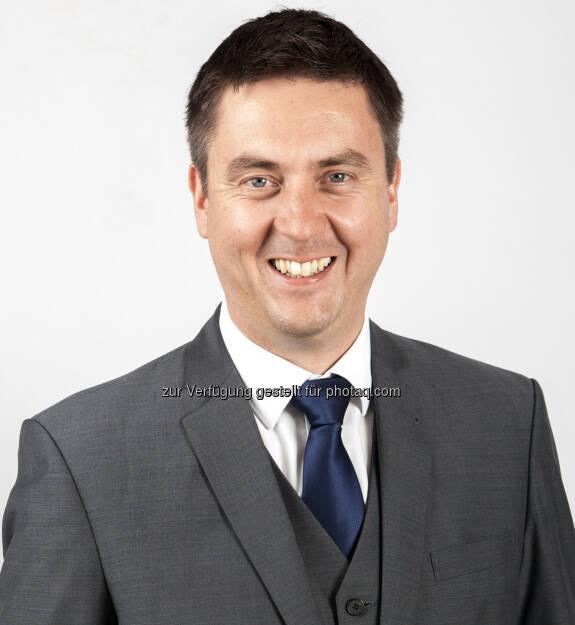 Ewald Kager (41) : Seit Mai 2016 geschäftsführender Partner bei Grant Thornton Unitreu im Bereich Advisory : Fotocredit: Grant Thornton Unitreu GmbH, © Aussendung (28.07.2016)