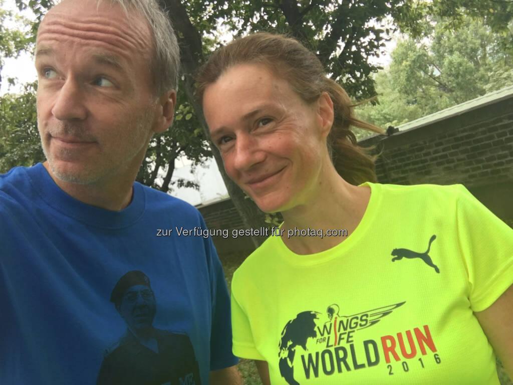 Christian Drastil, Martina Draper (28.07.2016)