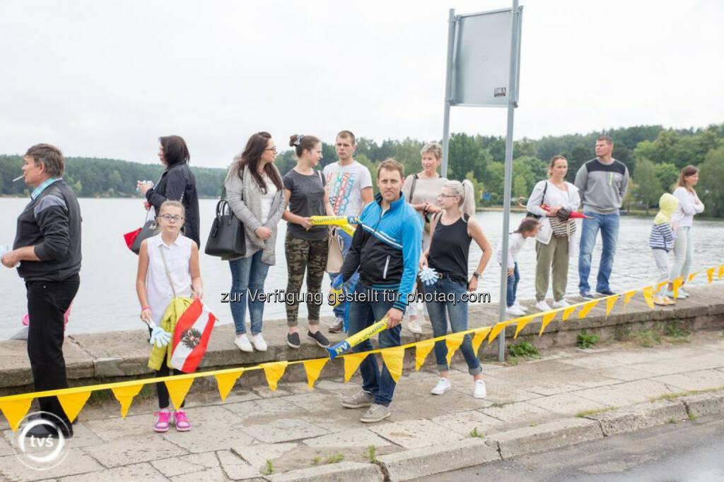 Fanclub Martina Kaltenrainer (C) Tomasz Ciok (29.07.2016)