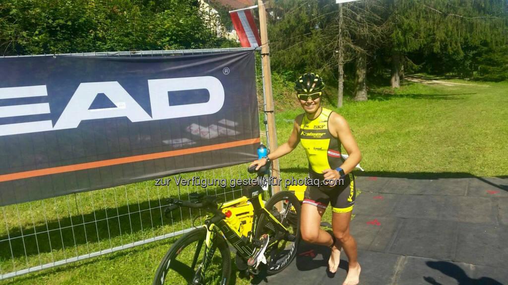 Martina Kaltenreiner: Bike: nach 3 Runden á 28km 450hm (C) Stefan (31.07.2016)