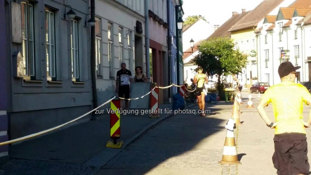 Martina Kaltenreiner: 4x5km + 800m Zieleinlauf (C) Stefan (31.07.2016)