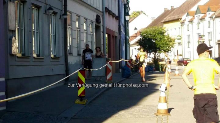 Martina Kaltenreiner: 4x5km + 800m Zieleinlauf (C) Stefan