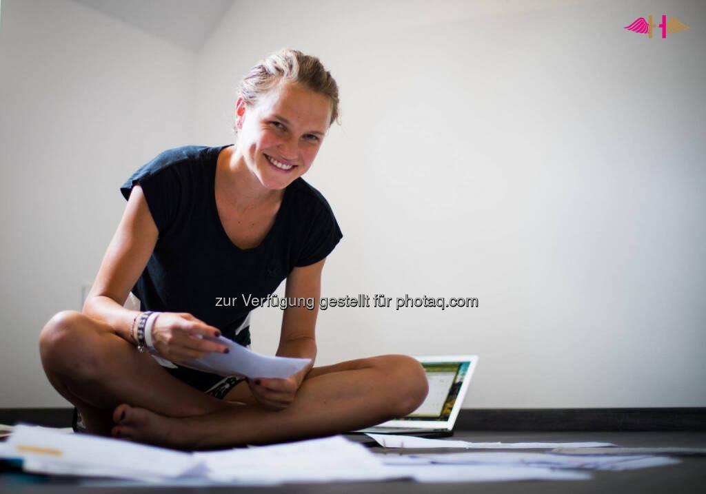 Anna Hahner, Buchhaltung, &copy; <a href=