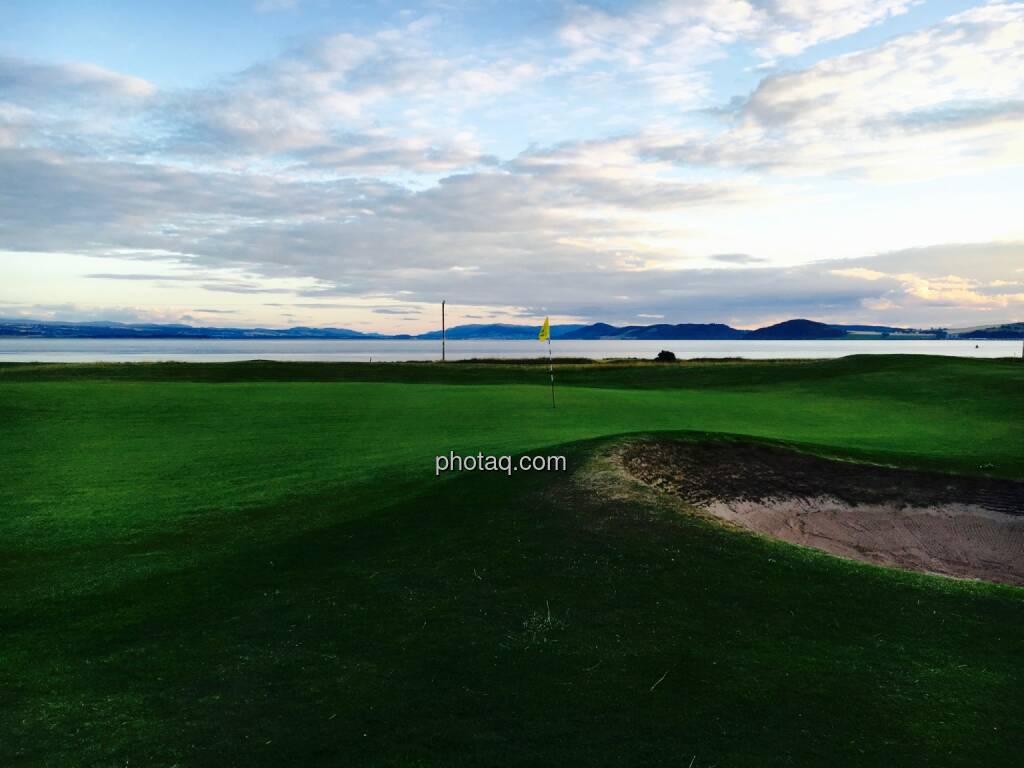Golf, Green, Bunker, © Josef Chladek/photaq.com (01.08.2016)
