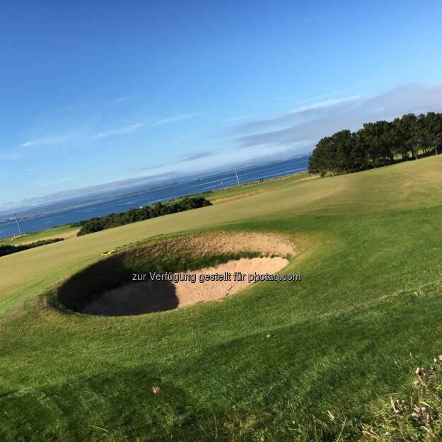 Bunker, Golf (02.08.2016)