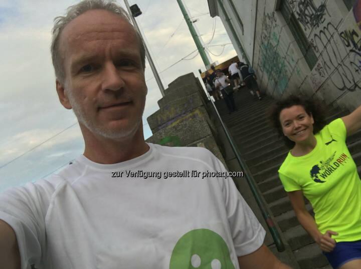 Christian Drastil, Marianne Kögel