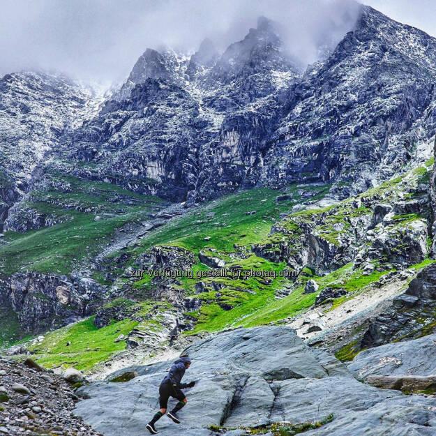 Florian Neuschwander: Yessss! Am Montag ist es soweit. Es geht für 3 Wochen in die Berge! Und da wird dann ordentlich trainiert. Wohoooo, © Florian Neuschwander (03.08.2016)