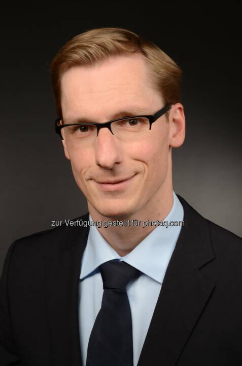 Matthias Schmautz (38) übernimmt die Leitung des Bereichs Rechnungswesen der D.A.S. Rechtsschutz AG : Fotocredit:  Foto Gregor GmbH