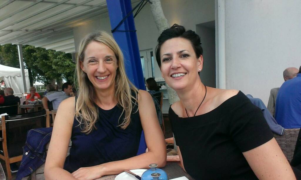 Gerda Janda (Siemens), Angela Dursunlar (Gulet) (03.08.2016)