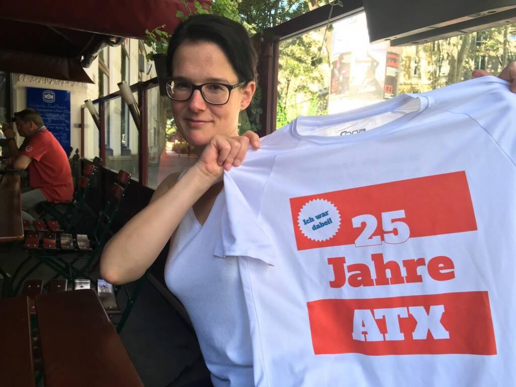 Bettina Schragl - 25 Jahre ATX (03.08.2016)