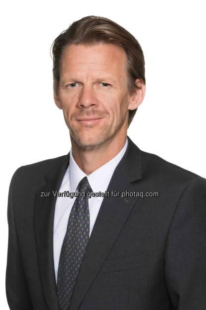 Georg Ogrinz, Partner und Bankenexperte bei PwC Österreich : PwC Studie: Banken sind auf die Zusammenarbeit mit FinTechs angewiesen : Fotocredit: PwC, © Aussender (05.08.2016)