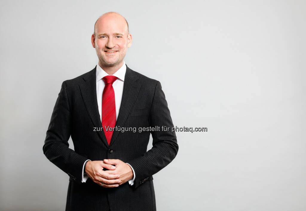 Hans Lang ist neuer Investor Relations & Compliance Officer der Kapsch TrafficCom AG : Fotocredit: Kapsch AG, © Aussender (08.08.2016)