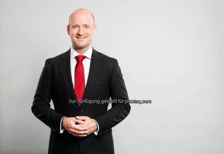 Hans Lang ist neuer Investor Relations & Compliance Officer der Kapsch TrafficCom AG : Fotocredit: Kapsch AG