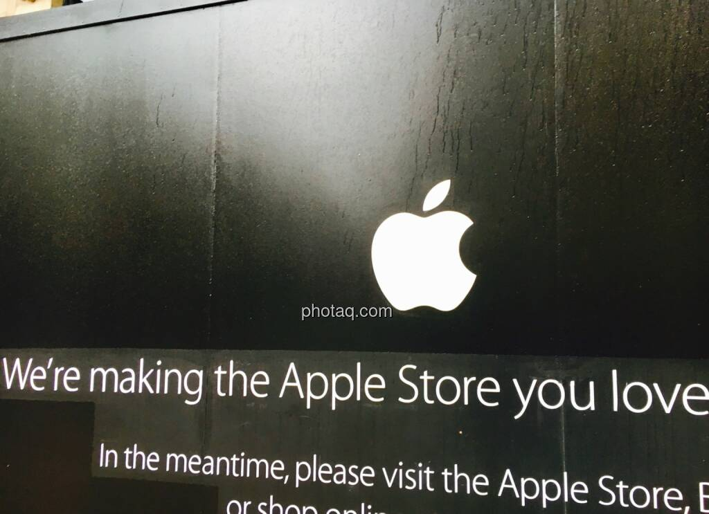 Apple, Store, © Josef Chladek/photaq.com (09.08.2016)