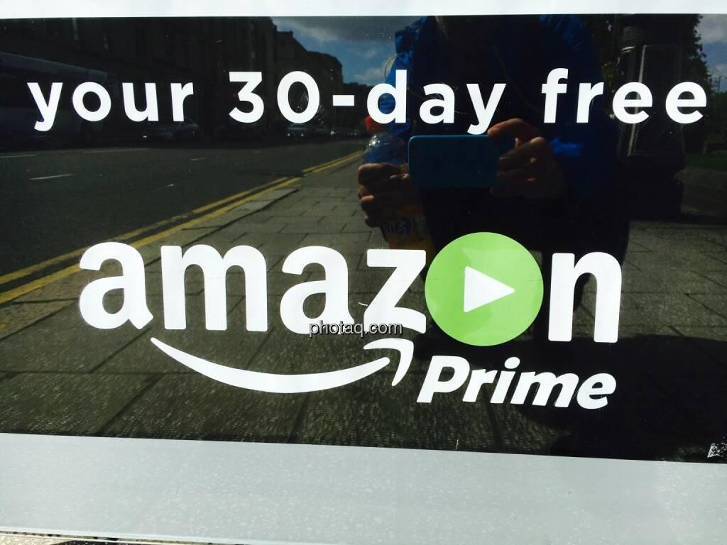Amazon Prime, 30 Tage, gratis, © Josef Chladek/photaq.com (09.08.2016)