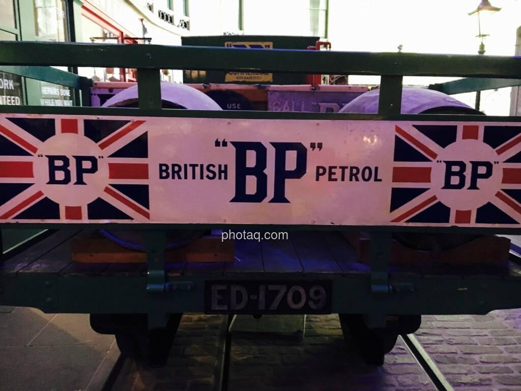 BP, British Petrol, Öl, © Josef Chladek/photaq.com (09.08.2016)