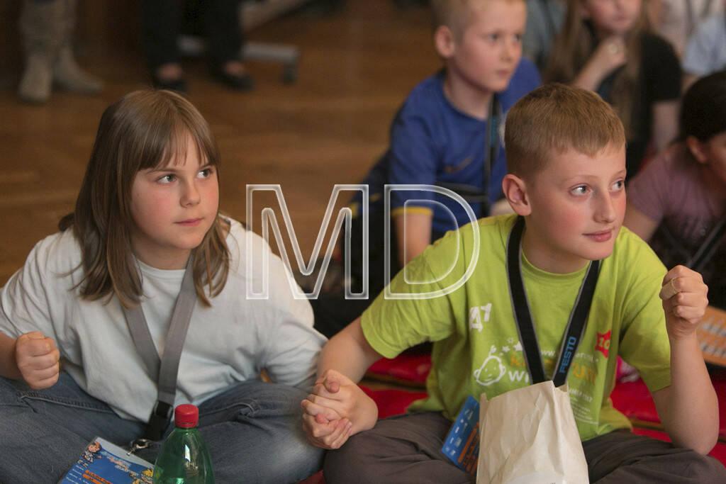 Leonardino-Contest, © Martina Draper für Festo (23.04.2013)