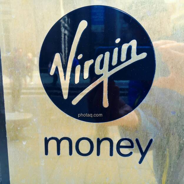Virgin money, Geld, © Josef Chladek/photaq.com (09.08.2016)