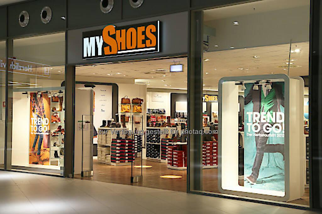 MyShoes eröffnet neue Filialen in Wien, Oberösterreich und Tirol : Fotocredit: myshoes, © Aussendung (10.08.2016)
