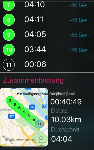 Letzter in 3:44 (10.08.2016)