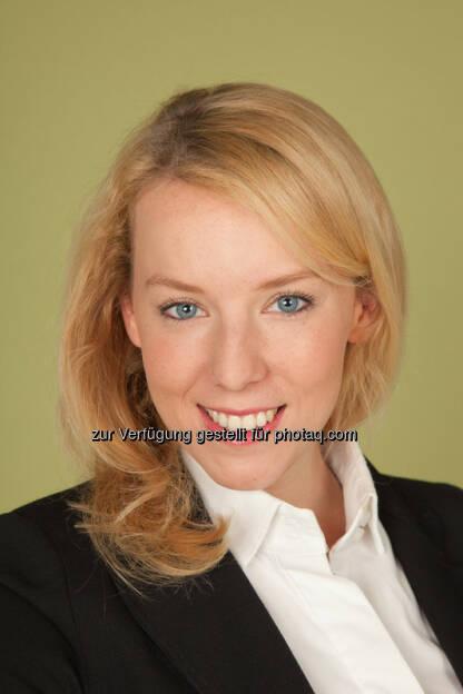Susanne Reindl hat den Bereich Investor Relations bei Telekom Austria Group übernommen: Fotocredit: Telekom Austria Group, © Aussender (10.08.2016)