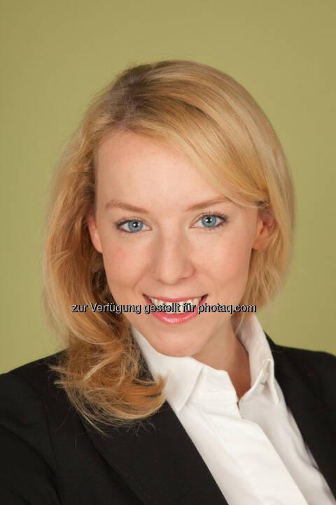 Susanne Reindl hat den Bereich Investor Relations bei Telekom Austria Group übernommen: Fotocredit: Telekom Austria Group