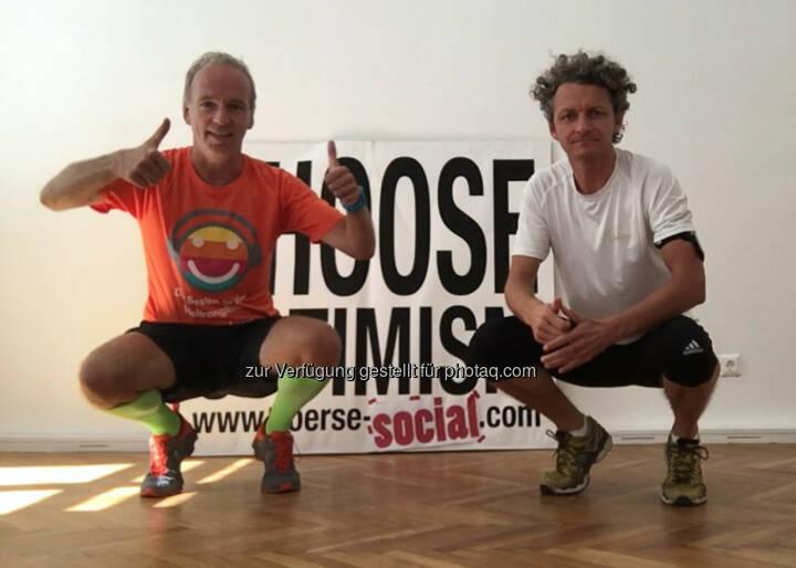 Choose Optimism Christian Drastil, Andreas Posavac