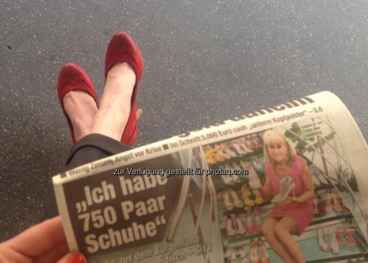 Schuhe by Henrike Brandstötter