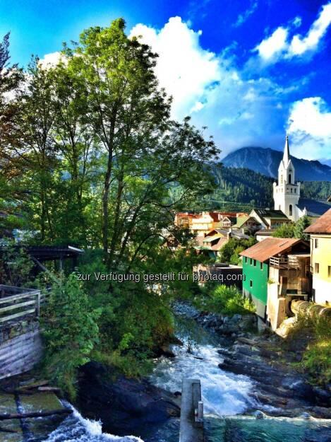 Schladming, Talbach (15.08.2016)