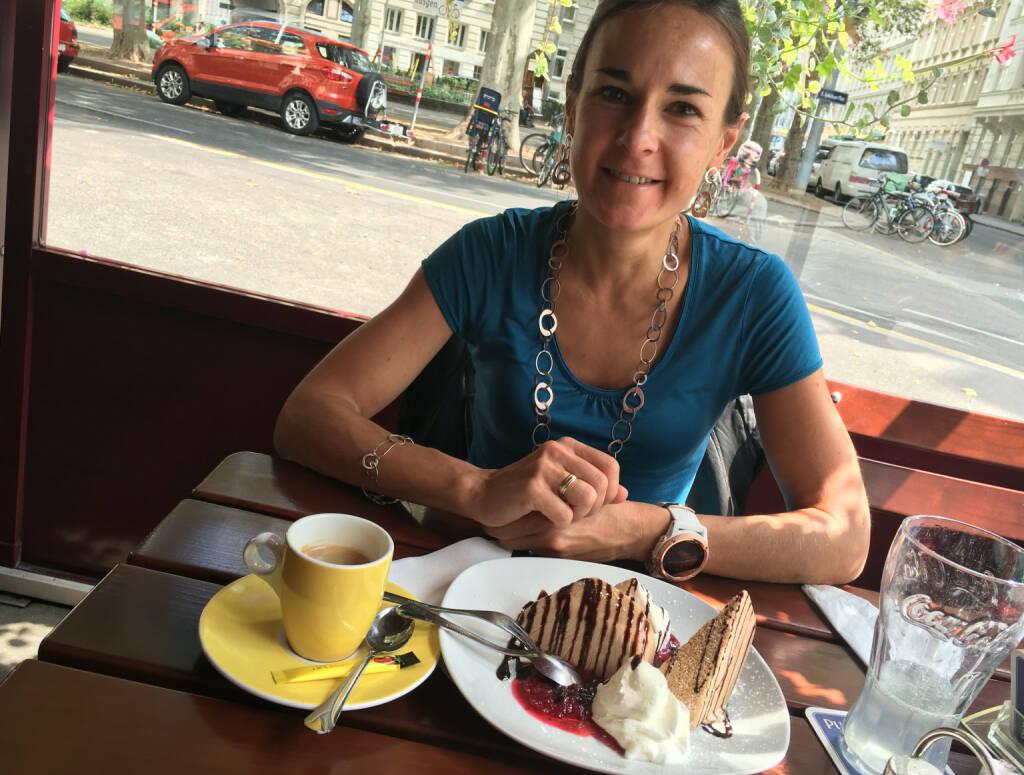 Mit Carola Bendl-Tschiedel (19.08.2016)
