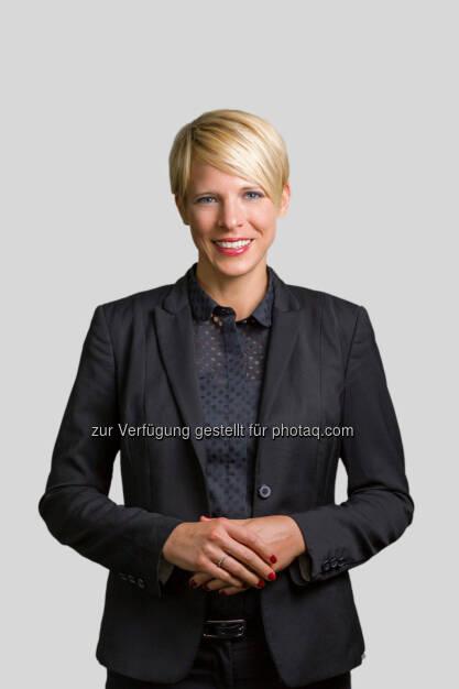 Valerie Hauff-Prieth wird Head of Public & Strategic Affairs bei ProSiebenSat.1 Puls 4, (C) ProSiebenSat.1 PULS 4 / Reza Sarkari, © Aussender (23.08.2016)