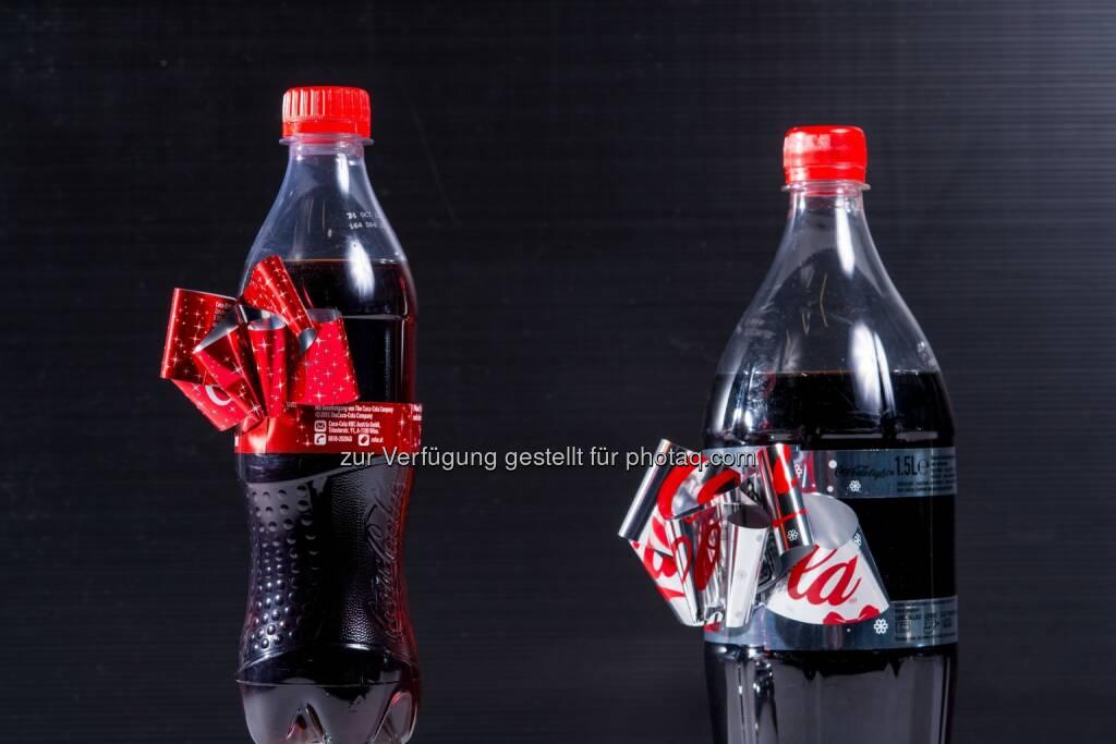 Constantia Flexibles: Constantia Flexibles gewinnt Deutschen Verpackungspreis 2016, Coca Cola Flaschen (Bild: AndreasRiedel.com , Deutscher Verpackungspreis 2016), © Aussendung (23.08.2016)