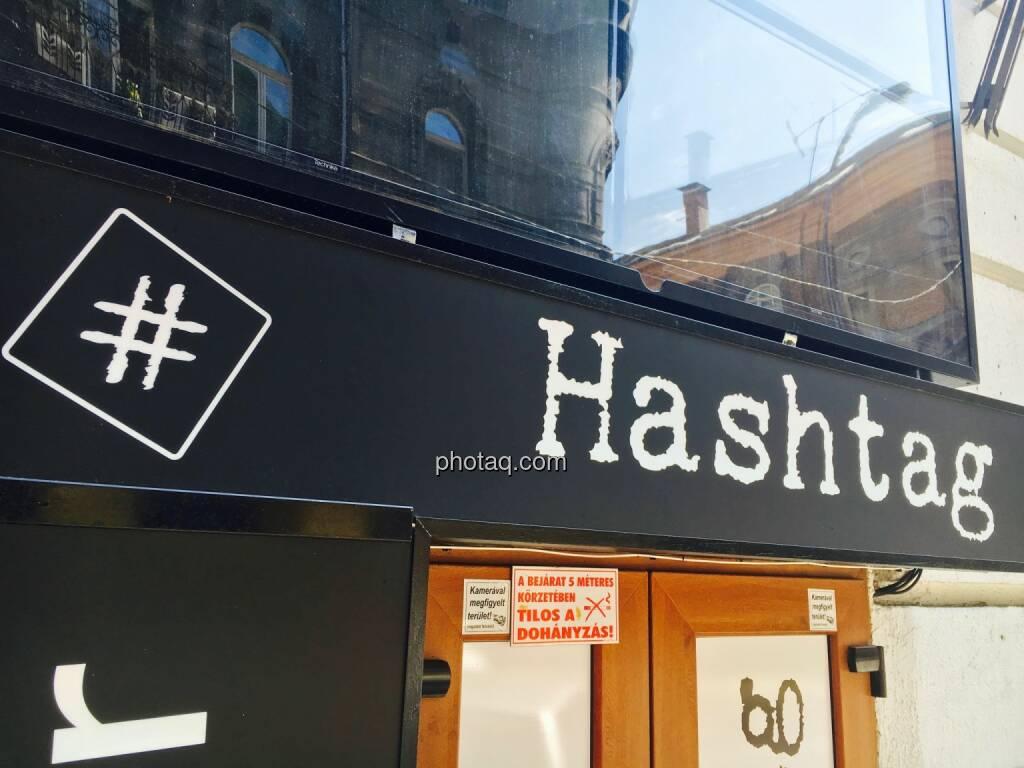 Hashtag, Twitter, © Josef Chladek/photaq.com (25.08.2016)
