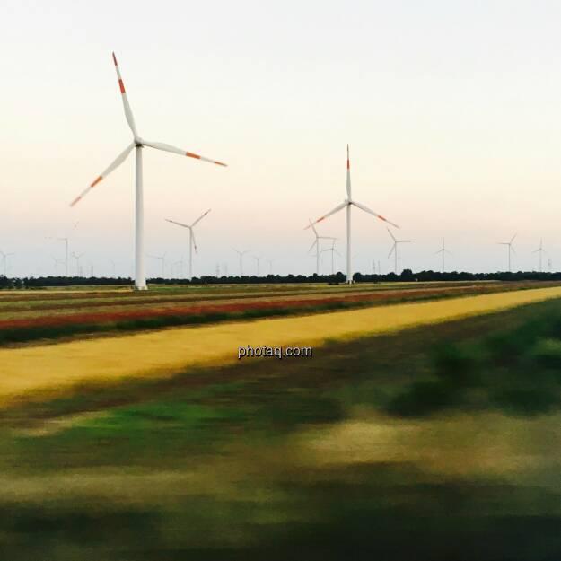 Windenergie, Windkraft, © Josef Chladek/photaq.com (25.08.2016)