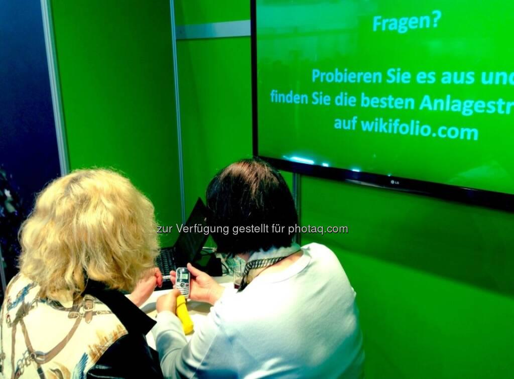 wikifolio - Invest 2013, © wikifolio (24.04.2013)