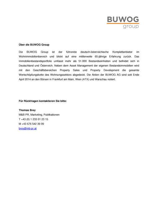 Buwog: Zweimal Gold für Geschäftsbericht, Seite 2/2, komplettes Dokument unter http://boerse-social.com/static/uploads/file_1675_buwog_zweimal_gold_fur_geschaftsbericht.pdf