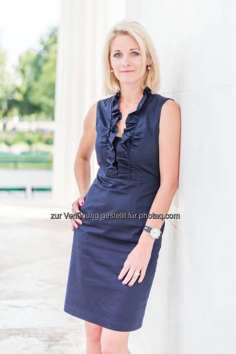 Magdalena Hankus übernimmt die Leitung des Bereichs Corporate Communications der Wiener Stadthalle : Fotocredit: Lyudmila Gyurova
