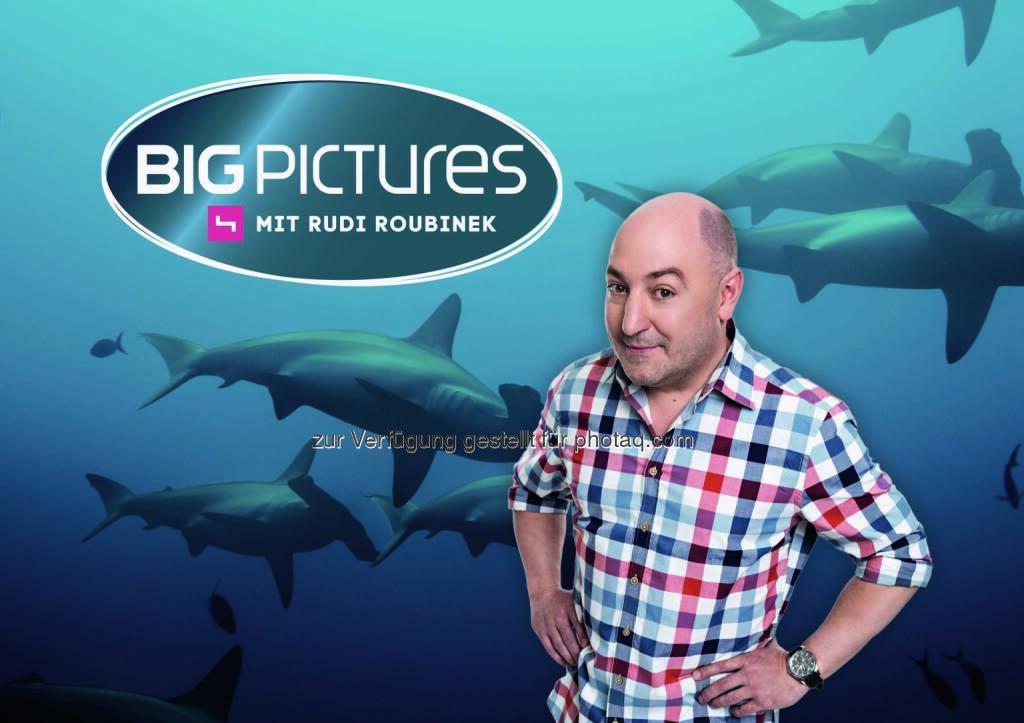 Rudi Roubinek startet am kommenden Dienstag mit seiner neuen Show Big Pictures auf Puls 4 : Fotocredit: (c) Lisa-Maria Trauer, © Aussendung (26.08.2016)