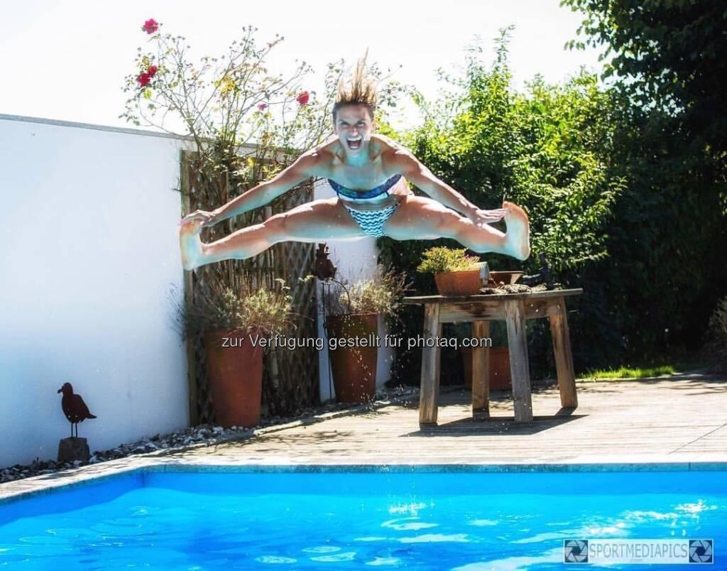 Yes Sprung Elisabeth Niedereder, © Elisabeth Niedereder (27.08.2016)