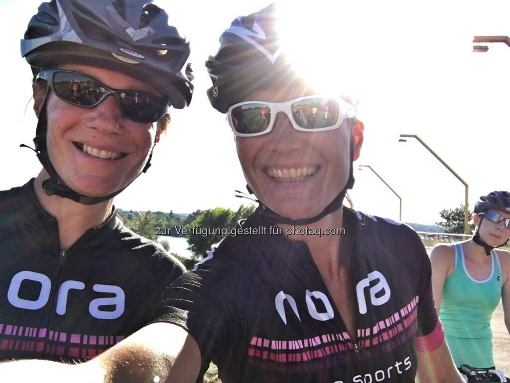mit Heidi Novy (27.08.2016)