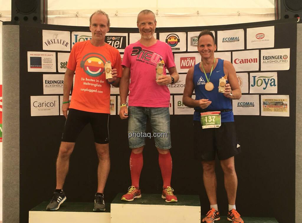 AK 40: Sieg an Emil Jaidhauser vor Christian Drastil